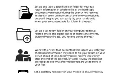 5 Simple Steps to Avoid Tax Return Stress in 2020
