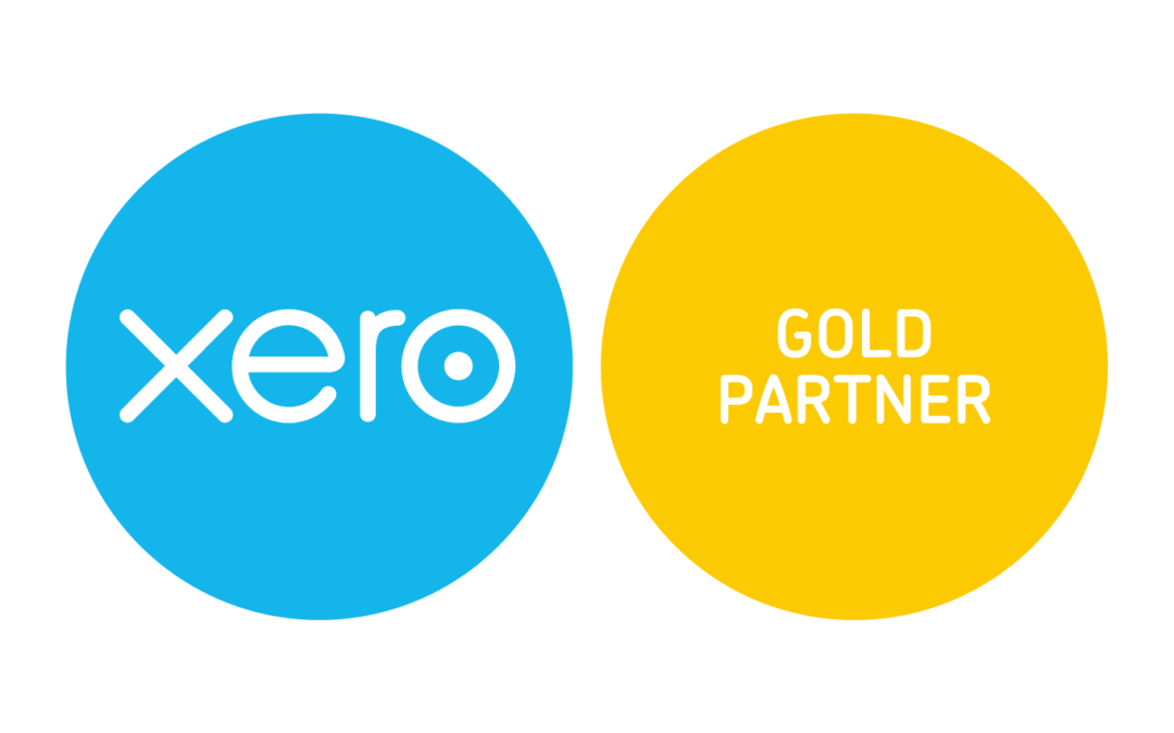 We are now a Xero Gold Partner