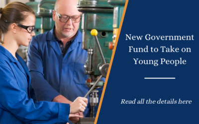 New Government Fund to Take on Young People