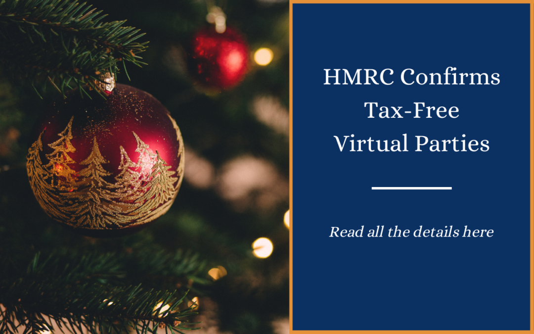HMRC gives tax-free virtual parties the go ahead