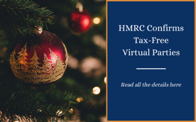 HMRC Confirms Tax-Free Virtual Parties