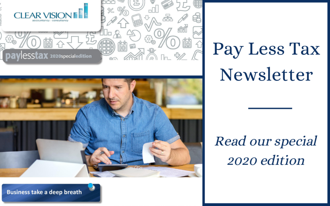 Pass Less Tax Special Edition – your latest tax news and insights