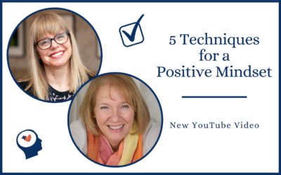 In Conversation with Julie Brewster: Techniques for a Positive Mindset