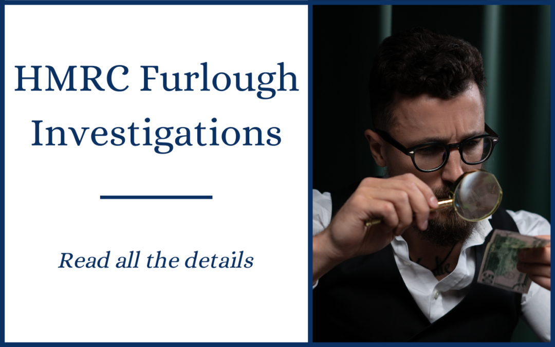 HMRC Employee Furlough Claim Investigations