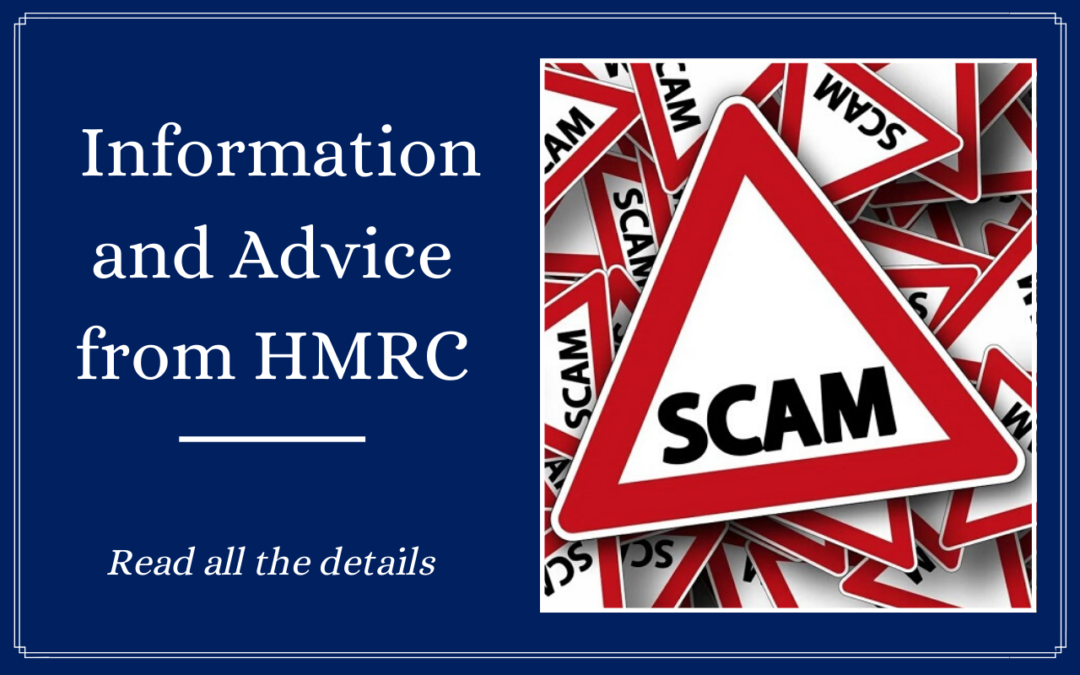 HMRC issue new advice on spotting scams