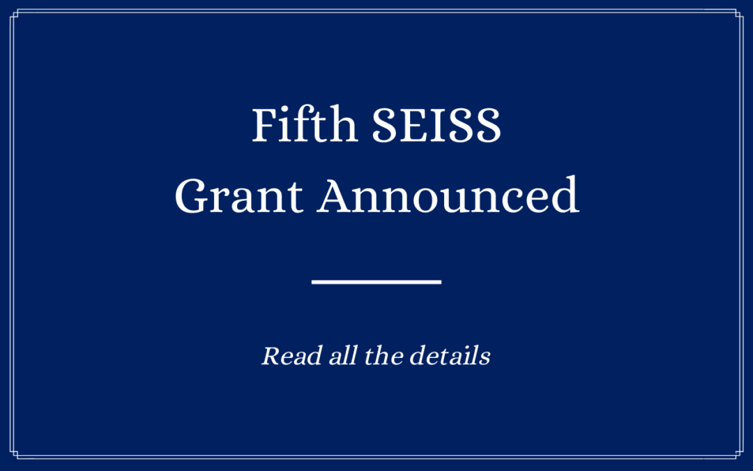 Details of Fifth SEISS Grant Announced