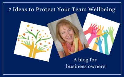 7 ideas to help you protect your team wellbeing
