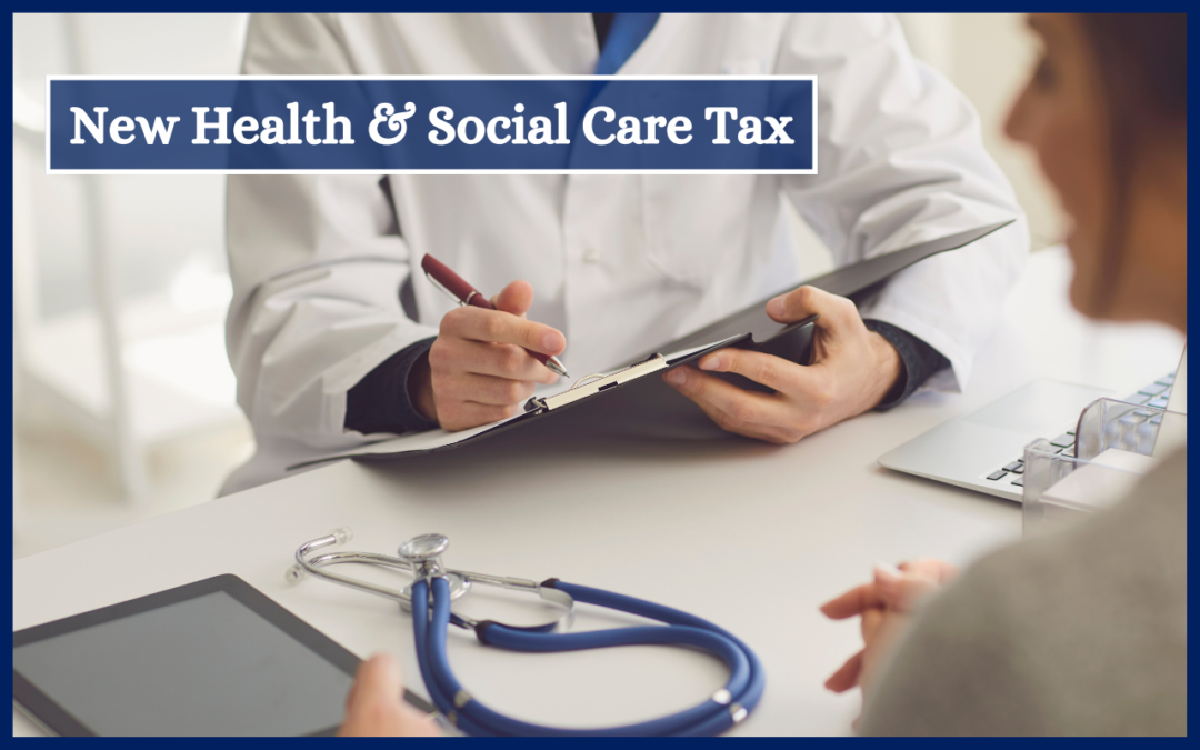 New Health and Social Care Tax to be introduced