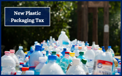 Plastic Packaging Tax to Apply From April 2022